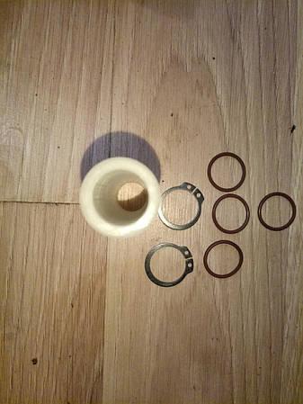Трубка  термостата 2.8 (к-т 4 кольца 2 стопор. кольца), фото 2