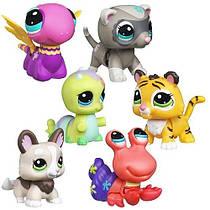 Игрушеки Littlest Pet Shop от Hasbro