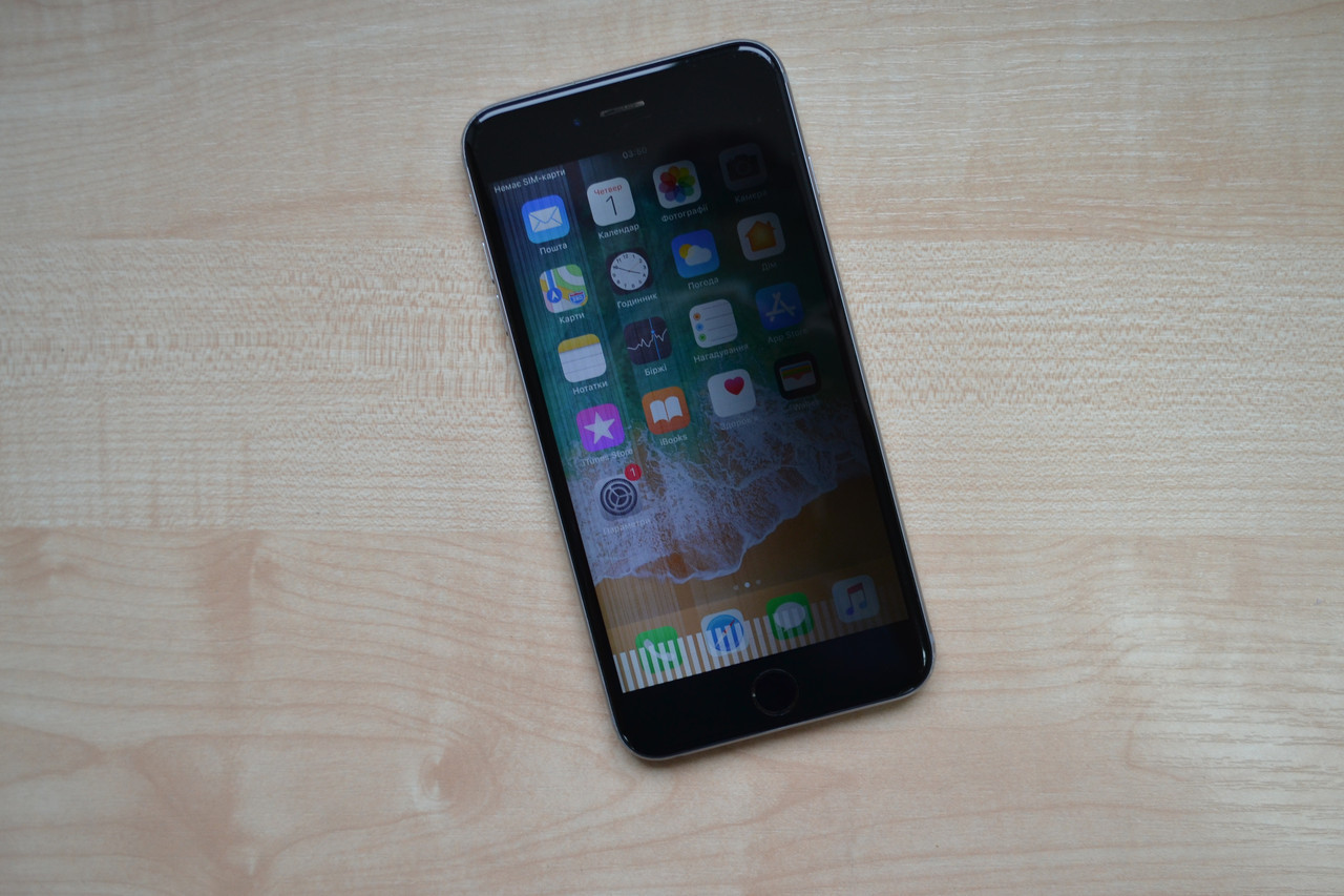 Apple Iphone 6s Plus 128Gb Space Gray Neverlock Оригинал!