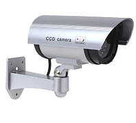 Камера видеонаблюдения обманка муляж A-26 (1100) + наклейка