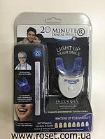 Система для отбеливания зубов Dental White result in 20 minute