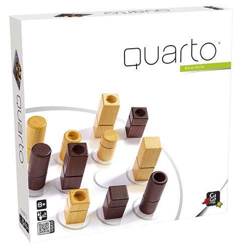 Настольная игра Gigamic Quarto Большая (30041)