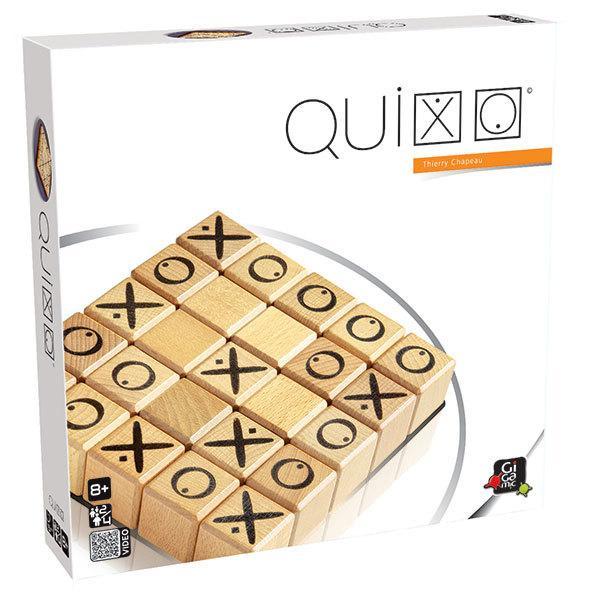 Настольная игра Gigamic Quixo Большая (30082)