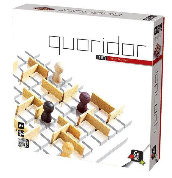 Настольная игра Gigamic Quoridor Mini (30104)