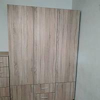 Шкаф для вещей дуб сонома