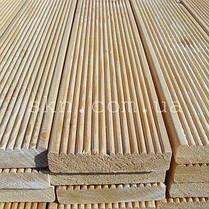 Террасная доска 27х135мм, сосна, фото 3