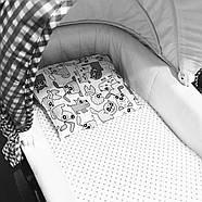 """Подушка для новорожденного """"Котики"""", фото 2"""