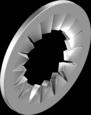 Шайба стопорная М10 DIN6798J