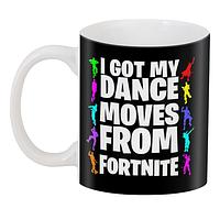 Кружка GeekLand Fortnite Фортнайт FT.FT.02.02 танцы