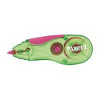 Лента корректирующая 5мм * 5м, зелено-розовая