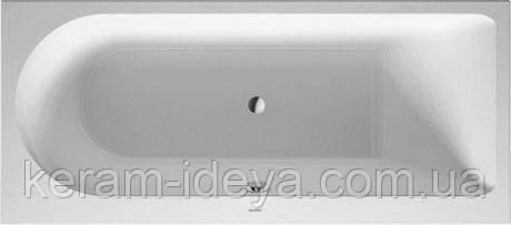 Ванна акриловая Duravit Darling New 1700x750 700243