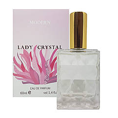 Modern Lady Crystal edp 60ml