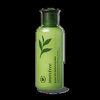 Тонер c экстрактом зеленого чая Innisfree Green Tea Balancing Skin