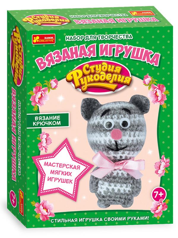 вязаная игрушка котик цена 70 грн купить в киеве Promua Id