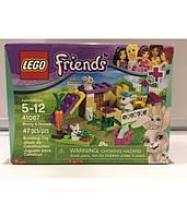 Конструктор детский LEGO Friends, Зайчик