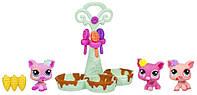 """Littlest Pet Shop Игровой набор """"Тройняшки"""" - Поросята"""