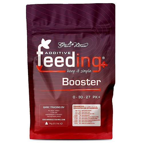 Органическое удобрение Powder feeding Booster 125g
