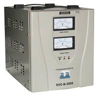 Стабилизатор напряжения сервоприводный   SVC-N-3000
