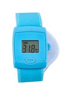 Детский умный термометр Cherub SmartTherm v3 с дисплеем голубой