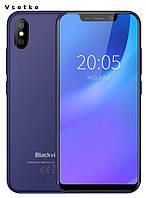 "Blackview A30 3G 5.5"" Android 8,1 mtk6580a чотири ядра 2 GB RAM 16 GB ROM 8.0 MP+0.3 MP Face ID 2500 маг, фото 1"