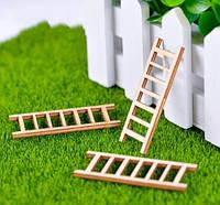 Деревянная лестница (мини) для муравьиной фермы
