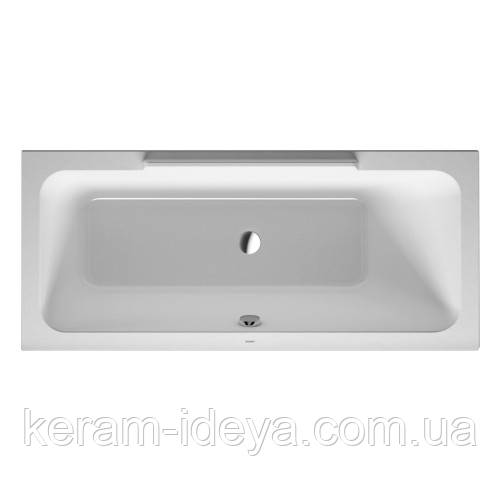 Ванна акриловая Duravit DuraStyle 170x75 700297