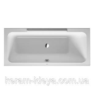 Ванна акриловая Duravit DuraStyle 170x75 700297, фото 2