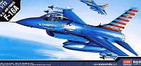 F-16A FIGHTING FALCON 1/72 Academy 1620