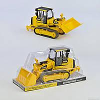 Детский трактор - бульдозер