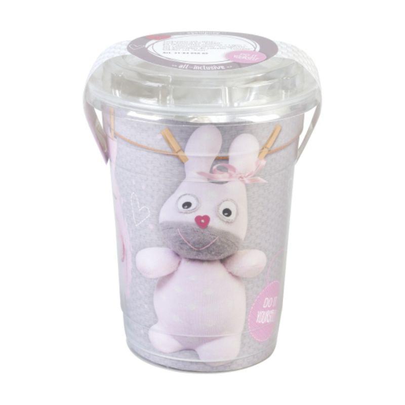 """Набор материалов для создания игрушки """"Зайчик"""", Knorr Prandell"""