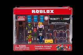Роблокс - Атака Зомби JAZWARES ROBLOX
