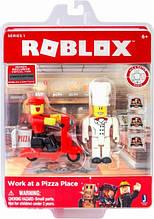 Роблокс - набор из двух фигурок (Пиццерия) JAZWARES ROBLOX