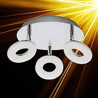 Светильник поворотный LED MILAS-1 3х5W