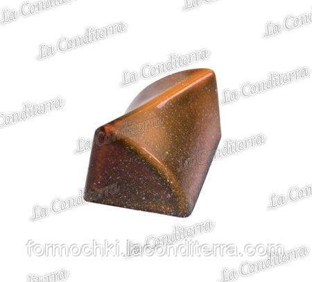 Поликарбонатная форма для шоколада MARTELLATO MA1987 (Прямоугольная фигурная)