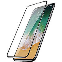 Защитное стекло Baseus Full-Glass 0.3mm для iPhone X/Xs (SGAPIPHX-KC01)