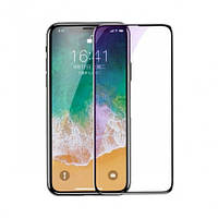 Защитное стекло Baseus Tempered Glass Anti-Blue для iPhone X/Xs (SGAPIPHX-KB01)
