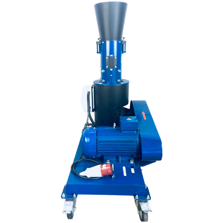 Гранулятор топливных пеллет GRAND-200, фото 2