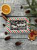 Новорічна шоколадна листівка
