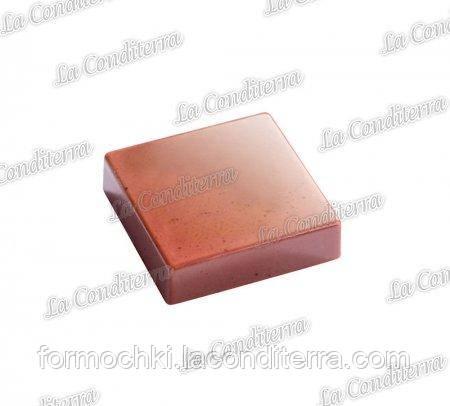 Поликарбонатная форма для шоколада MARTELLATO MA1988 (Квадратная)