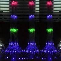 Гирлянда Штора Водопад 480 LED 3м*2м, Цвет мульти