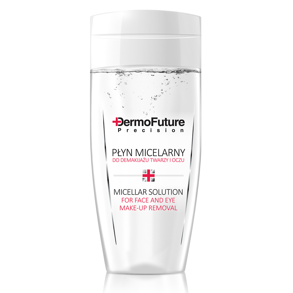 Мицеллярная вода для снятия макияжа DermoFuture, 150 мл