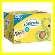 Цукрозамінник сукралоза Splenda 1200 packets США