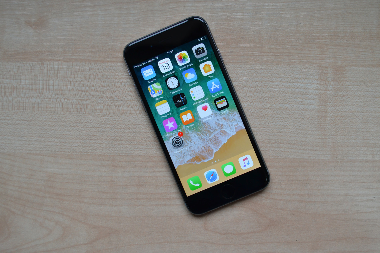 Apple Iphone 6 64Gb Space Gray Оригинал!