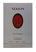 Season JDR for women edt 75ml
