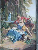Картинная художественная роспись стен. Киев