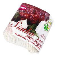 Фиксирующая сетка для мяса и мясных блюд, формовочная, ширина в растянутом виде 16см, длина 5м, термостойкая