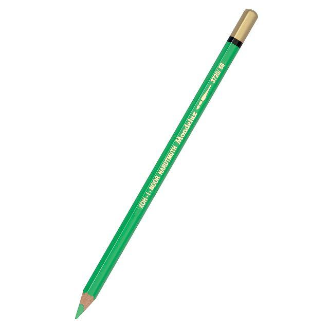 Карандаш акварельный MONDELUZ light green/светло-зеленый
