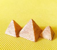 Миниатюрная Египетская пирамида для муравьиной фермы