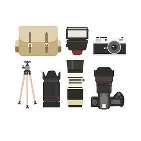 Аксессуары к фото и видео