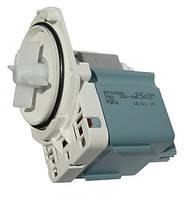 Насос (помпа) для стиральных машин PMP на 3 самореза, клемы слитно сзади